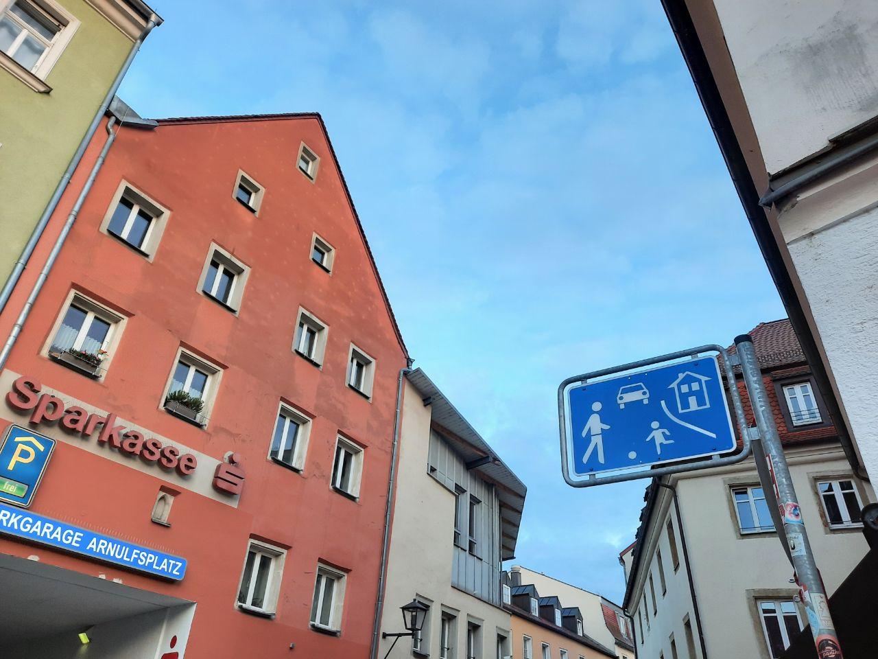 Wollwirkergasse Regensburg