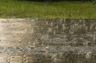 Starkregenvorsorge und Wassersensibel planen und bauen